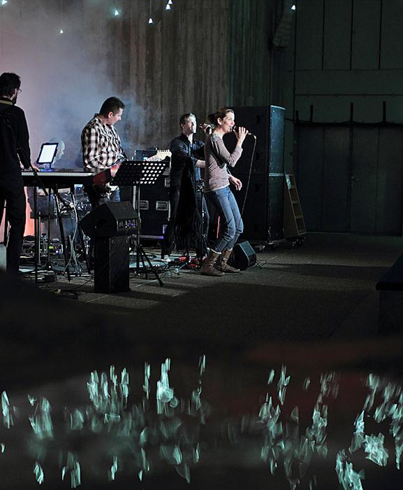 Rockgudstjeneste Gug Kirke 2013
