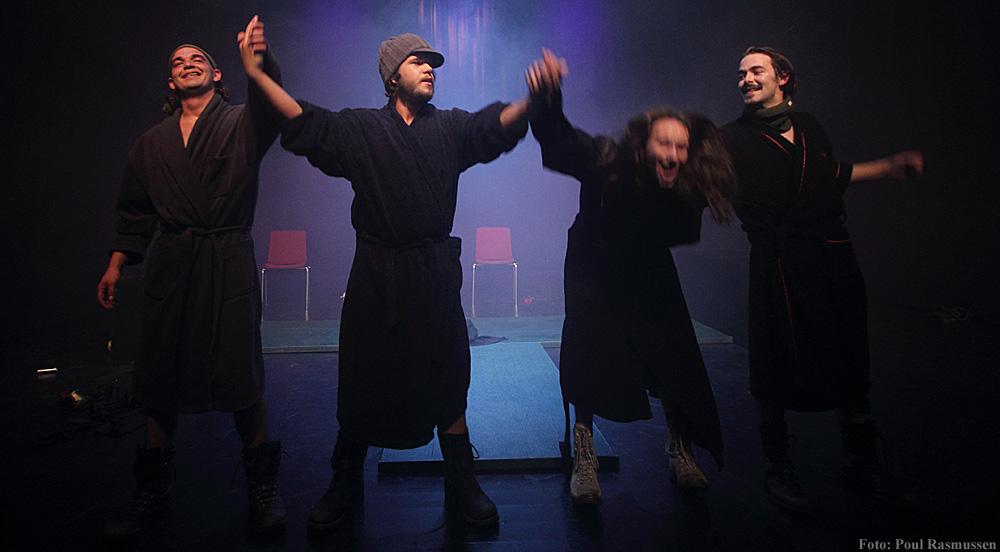 Det Hem'lige Teater 25 år