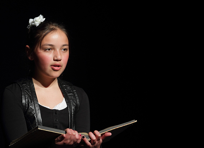 Teaterskole – Forår 2013