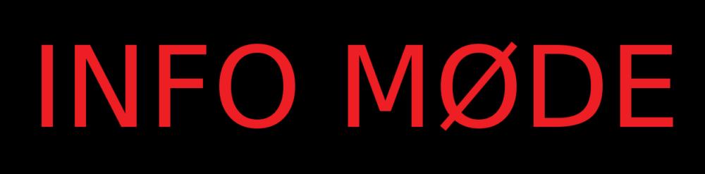 InfoMøde 8. september 2021
